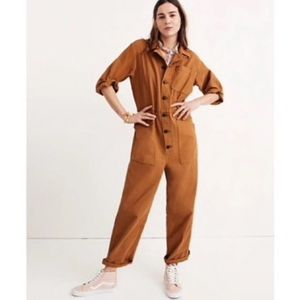Madewell x As Ever Collaboration Jumpsuit